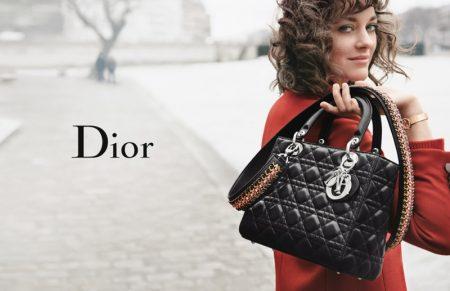 Fashion, Kampania Diora, torebki